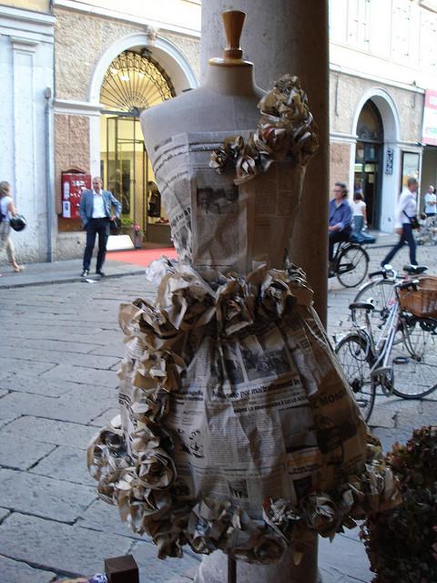 Como Hacer Vestidos De Papel