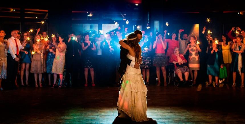 los bailes de boda ms originales