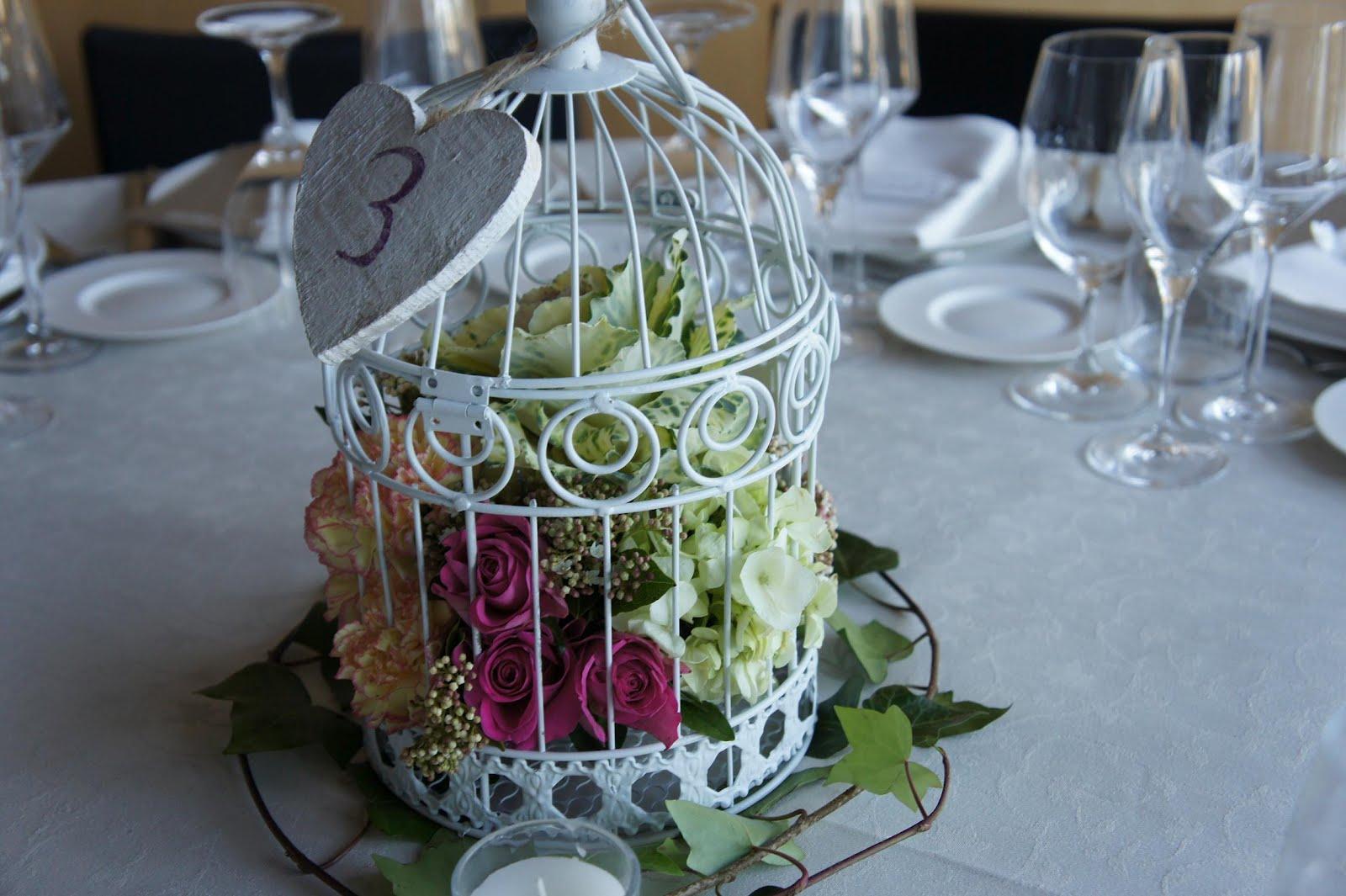 Centros de mesa originales para decorar el sal n de celebraciones - Precios de centros de mesa para boda ...