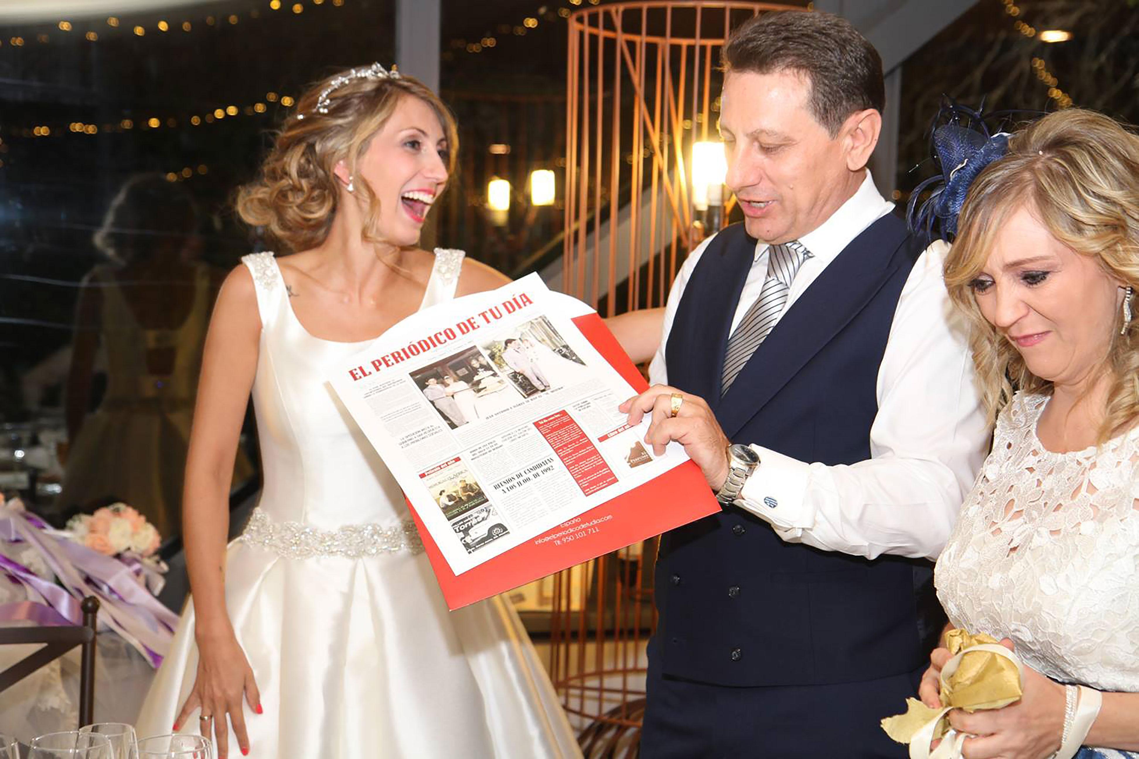 Regalo bodas de oro regalo bodas de plata el peri dico for Regalo para amigas especiales boda