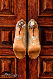 zapatos para una boda de cuento