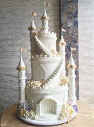 tarta de disney para bodas