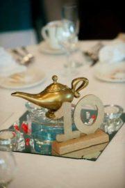 original forma para mesas en boda