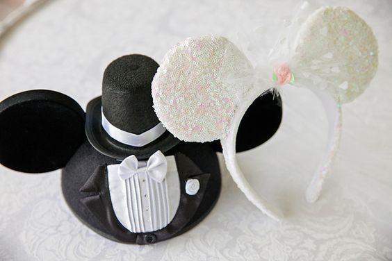 Elementos para una boda disney