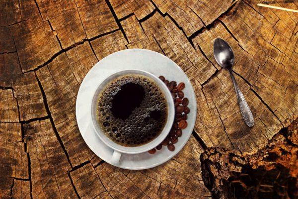 nos hace felices el café recién hecho