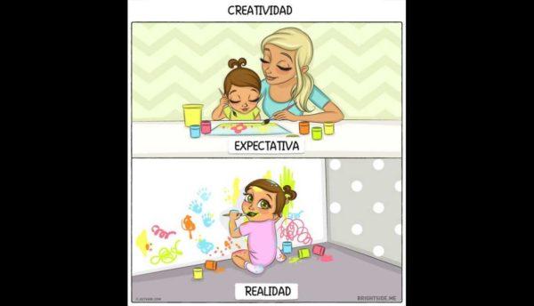 expectativa realidad padres primerizos 2